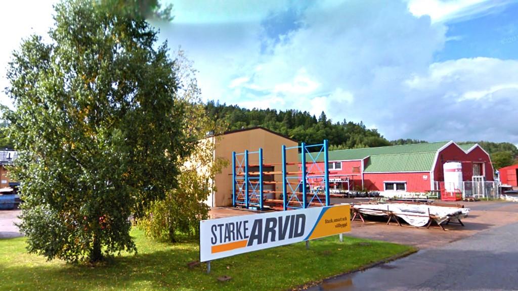 Fyrstads STarke Arvid